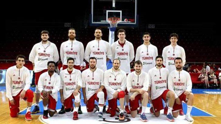 A Milli Takım'ın Eurobasket 2017'de rakipleri belli oldu