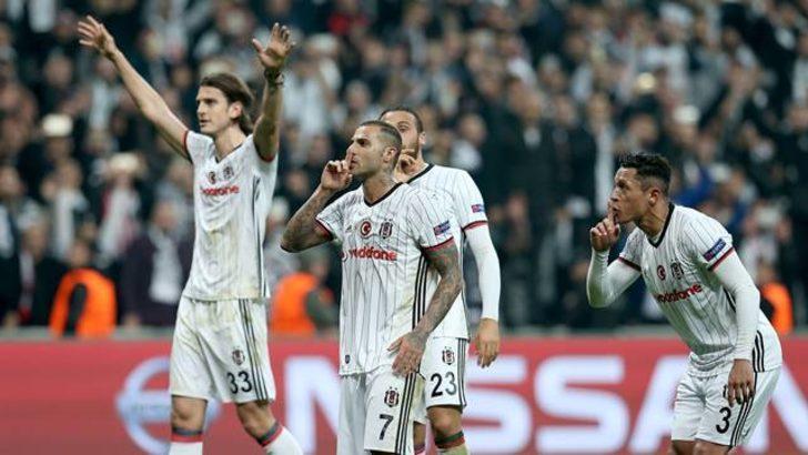 Avrupa Beşiktaş'ı konuşuyor