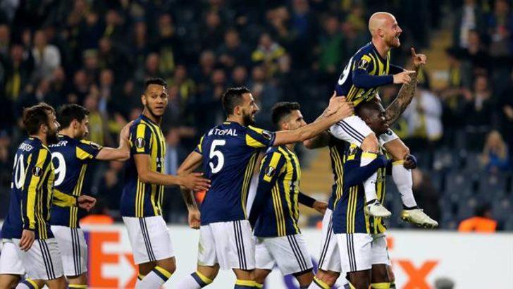 Fenerbahçe 2 - 0 Zorya Luhansk
