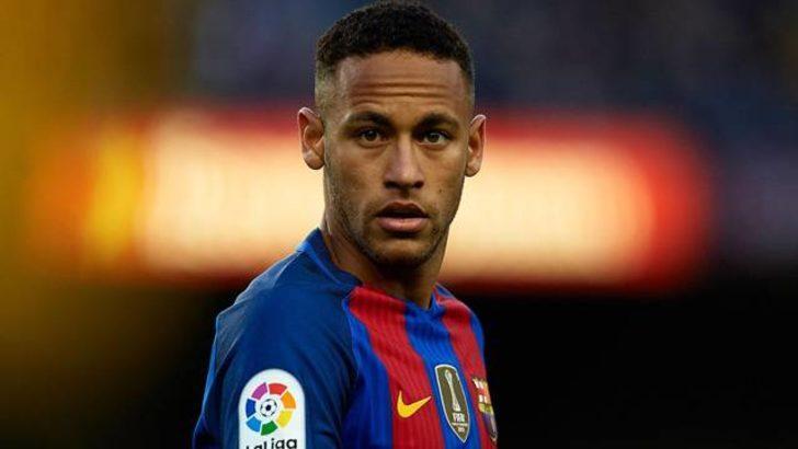 Neymar kaza geçirdi