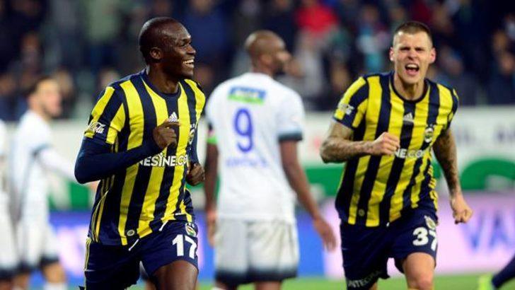 Çaykur Rizespor 1 - 5 Fenerbahçe
