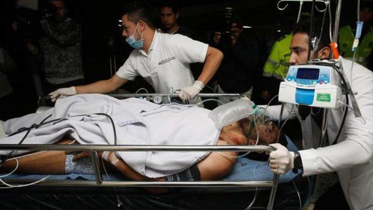Kazadan sağ kurtuldu, hastanede hayatını kaybetti