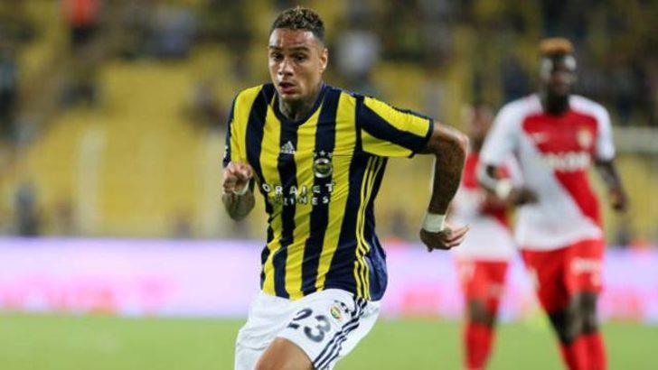 Fenerbahçe'den Van der Wiel'e rekor ceza