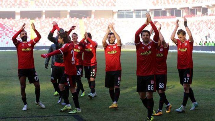 Bandırmaspor 0 - 1 Sivasspor