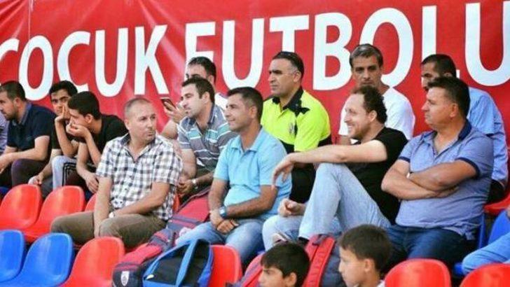 Şehit Fethi Sekin'in oğlu Altınordu'da futbol oynuyor