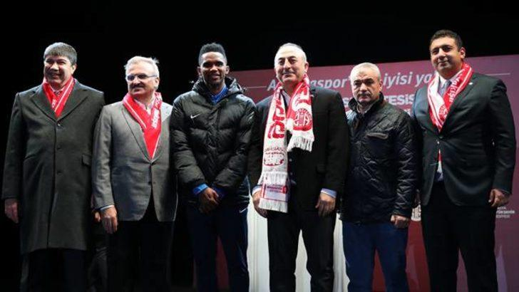 Beşiktaşlıları kızdıran Eto'o açıklaması