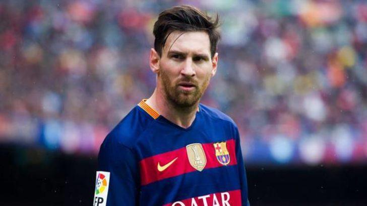 Messi'ye büyük ayıp!