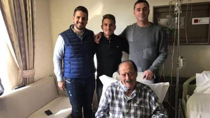 İlhan Cavcav hastanede transfer yaptı