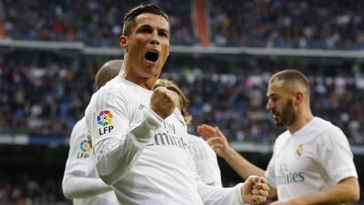 Real Madrid, Orta Doğu için logosundaki haç işaretini kaldırdı