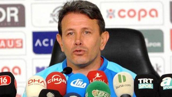 Bursasporlu eski antrenöre beraat