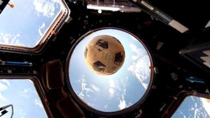 30 senedir yörüngede olan top sonunda bulundu