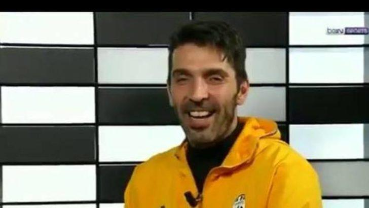 Gianluigi Buffon: Bastır Igor Juventus arkanda