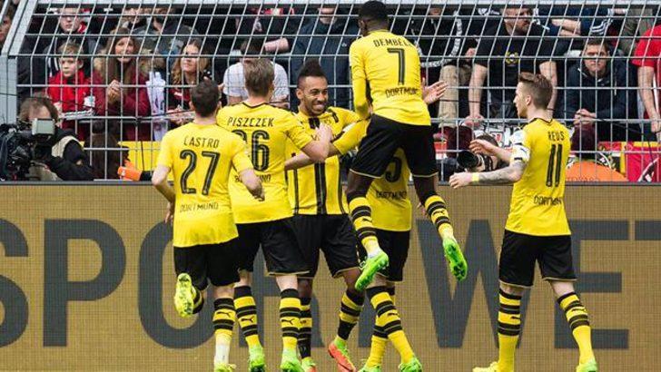 Borussia Dortmund 6 - 2 Bayer Leverkusen