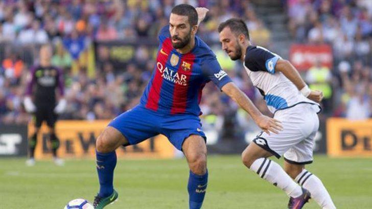 Emre Çolak: 'Barcelona'dan 3 puan almak istiyoruz'