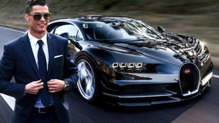 Ronaldo, yeni arabasına servet ödeyecek