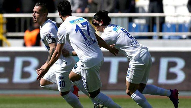 Kasımpaşa 3 - 2 Osmanlıspor