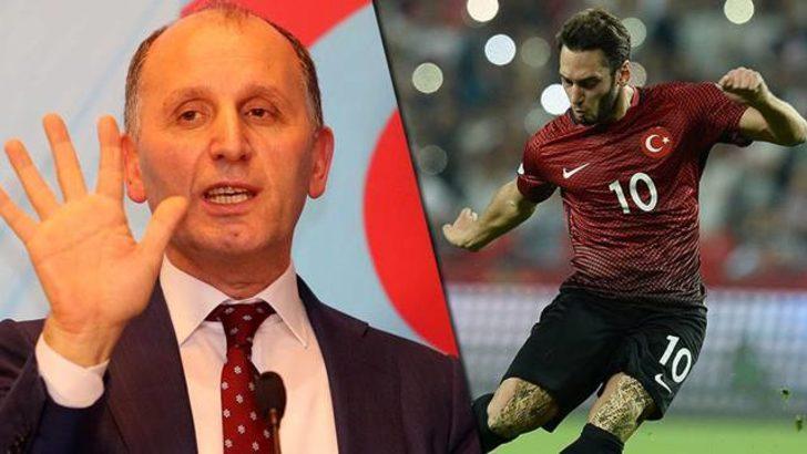 Muharrem Usta'dan Hakan Çalhanoğlu sözleri: Cezasını az bile çekiyor