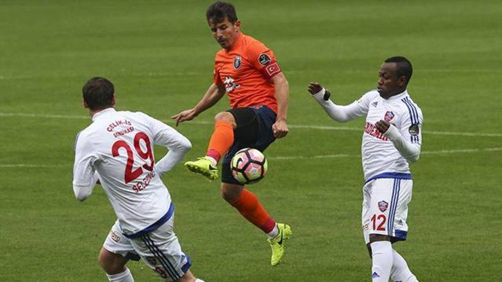 Medipol Başakşehir 3 - 3 Kardemir Karabükspor