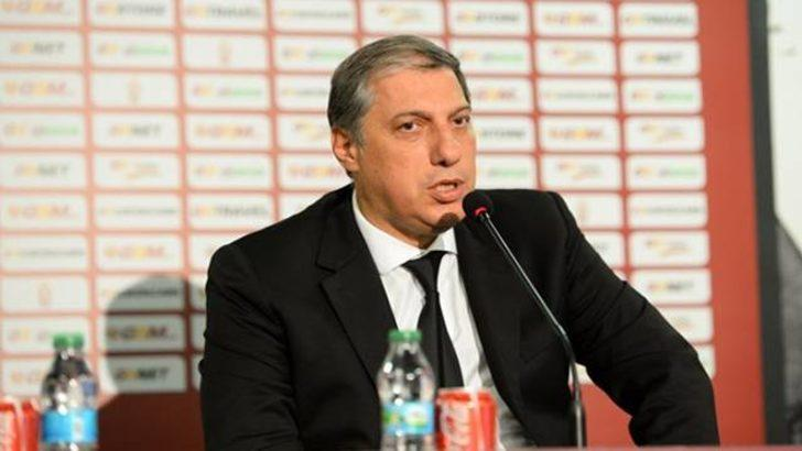 Galatasaray, Levent Nazifoğlu'nun istifasını KAP'a bildirdi