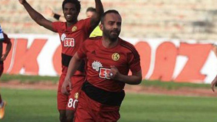 Bandırmaspor 0 - 1 Eskişehirspor