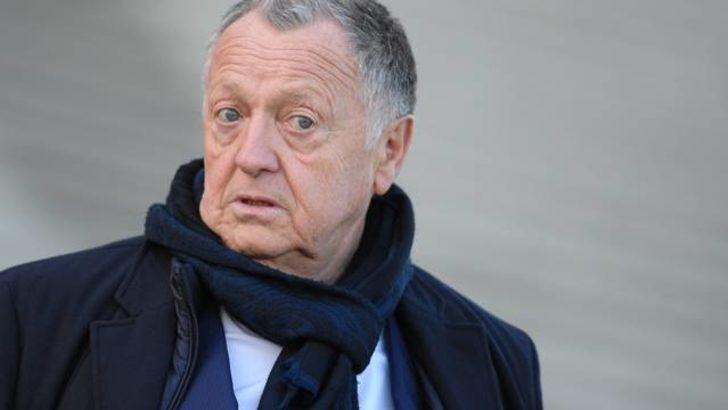 Lyon başkanı Aulas Beşiktaş'ın hakkını teslim etti