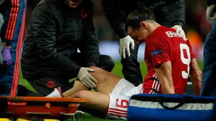Ibrahimovic sezonu kapattı