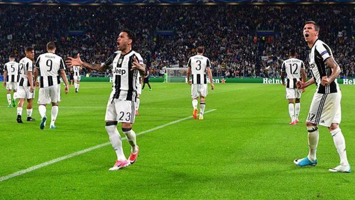 Juventus 2 - 1 Monaco