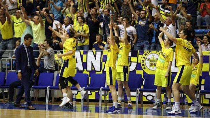 Fenerbahçe  79 - 72 Yakın Doğu Üniversitesi