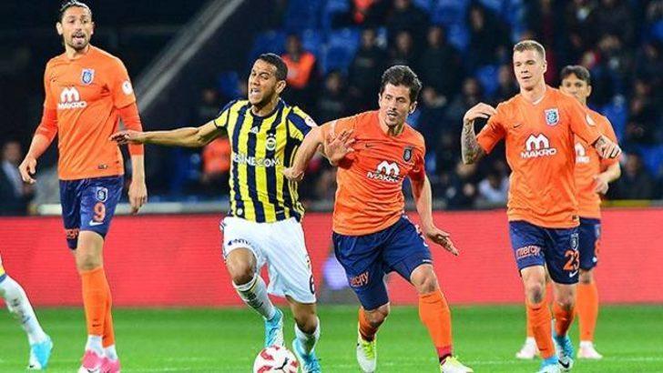 Fenerbahçe - Başakşehir maçı saat kaçta, hangi kanaldan yayınlanacak?