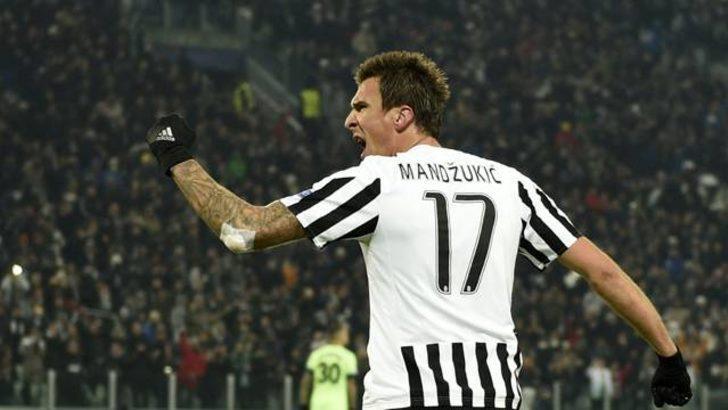 İşte Juventus'un Mandzukic kararı!
