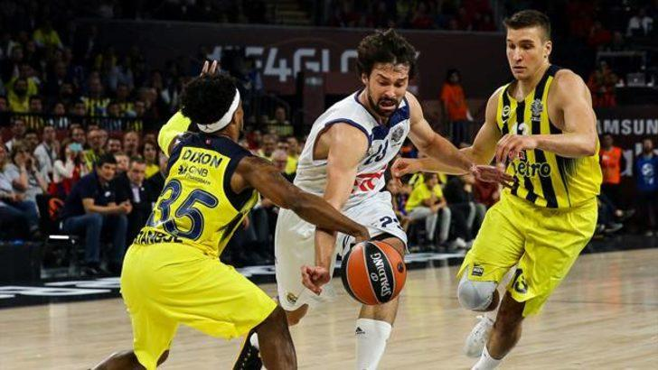 Fenerbahçe 84 - 75 Real Madrid