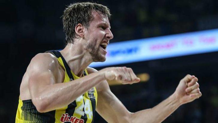 Vesely: 'Kaldı tek maç'