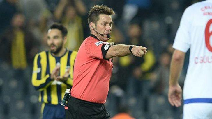 Ziraat Türkiye Kupası finalini Fırat Aydınus yönetecek