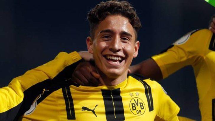 PSG'den Emre Mor için Dortmund'a teklif