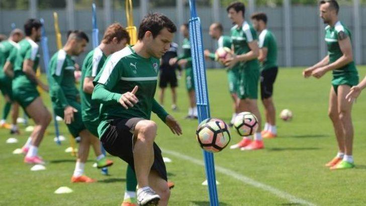 Bursaspor'u Trabzonspor maçına Batalla hazırlayacak