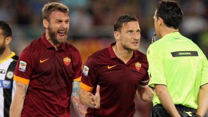 Roma De Rossi'nin sözleşmesini uzattı