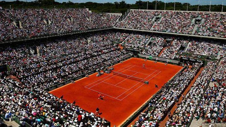 Roland Garros'ta bomba alarmı! Yol kapatıldı