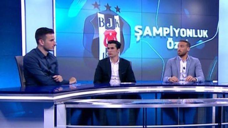 Beşiktaş'ın üç yıldızından şampiyonluk yorumları!