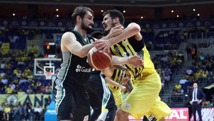 Fenerbahçe 95-81 Darüşşafaka Doğuş
