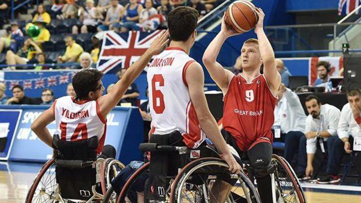 23 Yaş Altı Dünya Tekerlekli Sandalye Basketbol Şampiyonası'nda 2. olduk