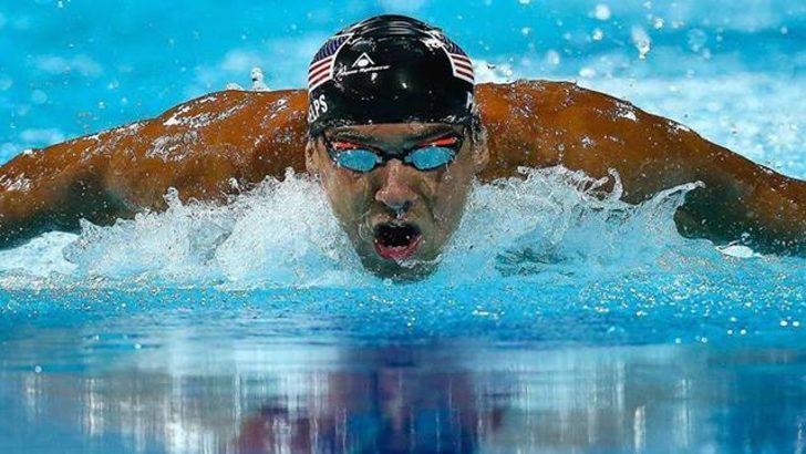 Michael Phelps köpek balığı ile yarışacak