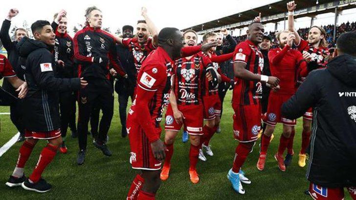 Galatasaray'ın rakibi Östersunds'u tanıyalım