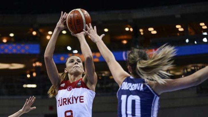 Türkiye 72 - 56 Slovakya