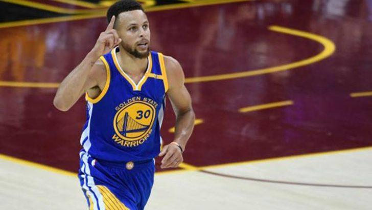 Golden State'ten Curry'ye rekor kontrat