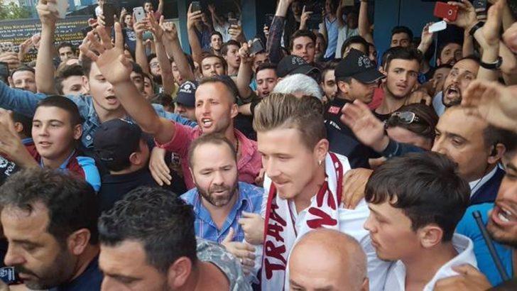 Trabzonspor Kucka'da mutlu sona ulaştı!