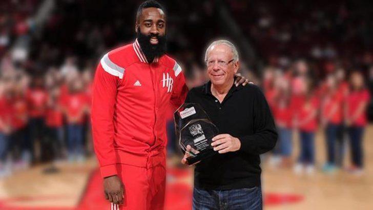 James Harden Houston Rockets'la 4 yıllık yeni sözleşme imzaladı