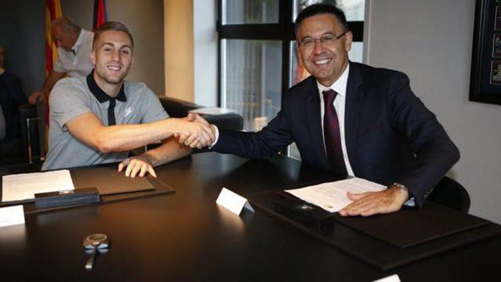 Deulofeu Barcelona'ya döndü