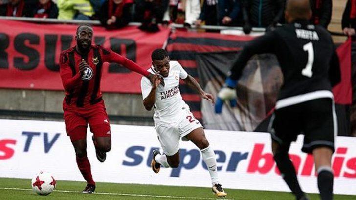 Galatasaray - Östersunds maçı ne zaman, saat kaçta, hangi kanalda?