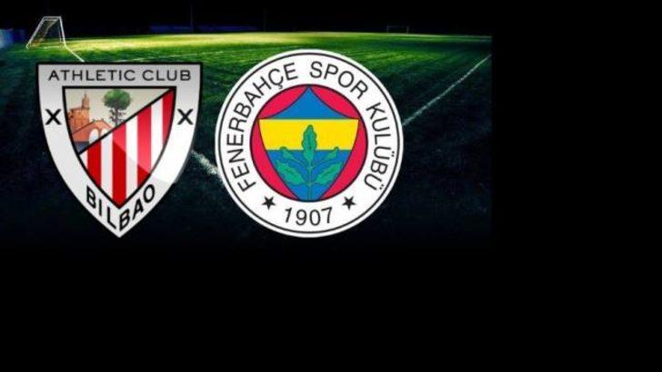 Fenerbahçe - Atletic Bilbao hazırlık maçı ne zaman, saat kaçta, hangi kanalda?