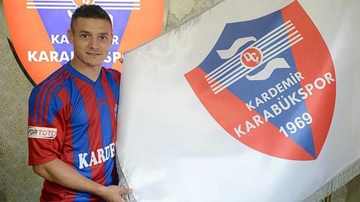 Torje Kardemir Karabükspor'da